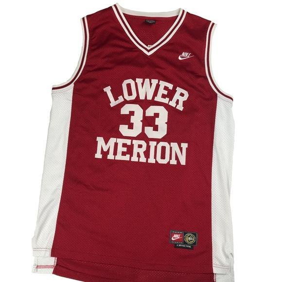 Nike Other   Large Nike Kobe Bryant Lower Merion Hs Jersey   Poshmark